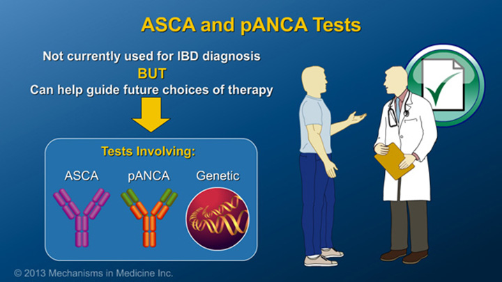 ASCA and pANCA Tests